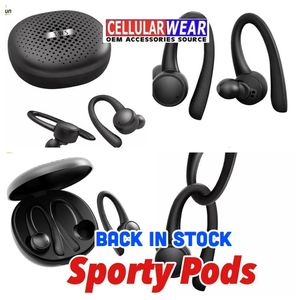 Sporty pods Wireless Bluetooth Headset for Sale in Houston, TX