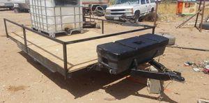 Small utility trailer for Sale in Odessa, TX