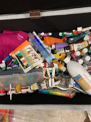 Assortment of Art Supplies for Sale in Fort Washington, MD