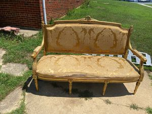 It's antique, the furniture in the front needs to be fixed and whatever price you want it I can give it to you for Sale in Hyattsville, MD