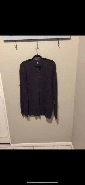 Men's DC long sleeve for Sale in Henderson, NV