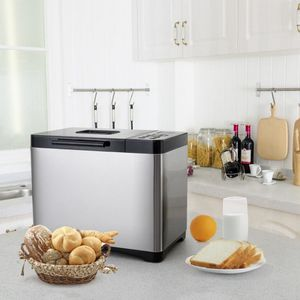 # 180- Automatic Stainless Steel Bread Maker 2LB Bread Machine for Sale in Los Angeles, CA