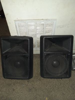 Sx 300 speakers for Sale in Greenville, SC