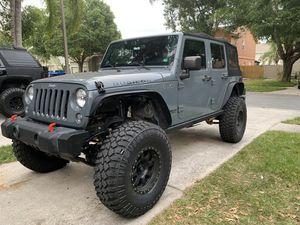 2014 Jeep Wrangler Rubicon for Sale in Tampa, FL
