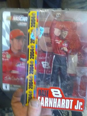 Dale Earnhardt action figure series number one for Sale in Wichita, KS