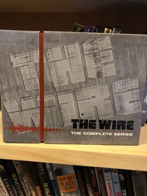 The Wire Complete Series for Sale in Gainesville, VA
