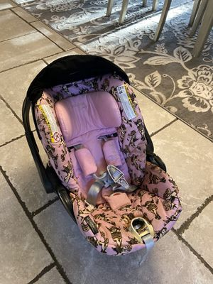 Pink Cybex car seat for Sale in Riverside, CA