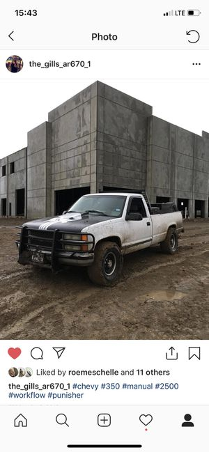 Chevy 2500 for Sale in Manvel, TX