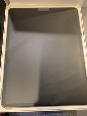 iPad Pro 3rd gen 12.9 cellular + WiFi 256gb for Sale in Philadelphia, PA