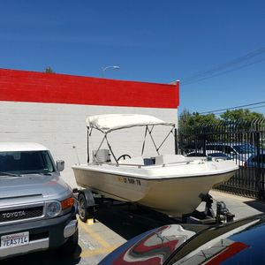 '16 Fishing And Ski Boat for Sale in Chatsworth, CA