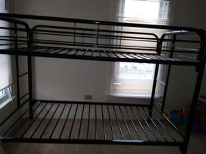Twin size bunk bed for Sale in Northwood, OH