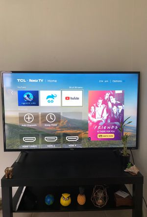 TCL brand New tv unopened for Sale in El Monte, CA