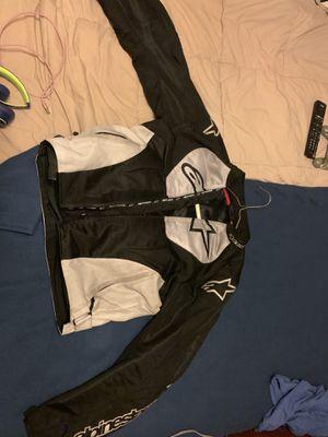 Alpine stars motorcycle jacket for Sale in Lawrenceville, GA