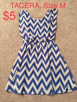 TACERA, Chevron Dress, Size M for Sale in Phoenix, AZ