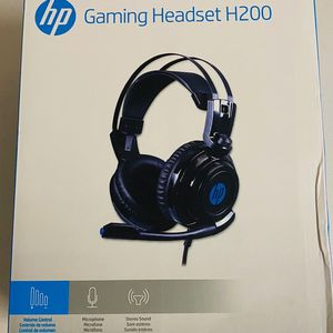 Brand New!!! In Box!!! HP Wired Stereo Gaming Headset with mic, for PS4, Xbox One, Nintendo Switch, PC, Mac, Laptop, Over Ear Headphones PS4 Headset X for Sale in Hallandale Beach, FL