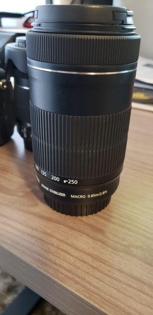 Canon lens for Sale in Visalia, CA
