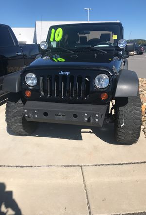 2010 Jeep Wrangler 2DR M/T for Sale in Goldsboro, NC