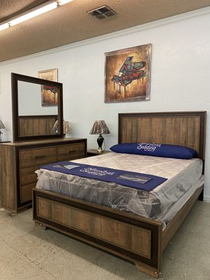 🚚Short Sale🚚 Brand New Queen Bedroom Set $759, Finance available for Sale in North Highlands, CA