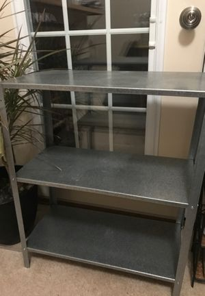 Metal shelves for Sale in Virginia Beach, VA