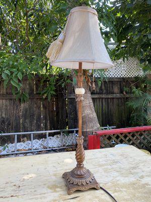 Reading lamp vintage look lampara luz light for Sale in Miami, FL