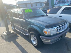 1997 Ford explore XLT control track four-wheel-drive for Sale in Monroe, WA