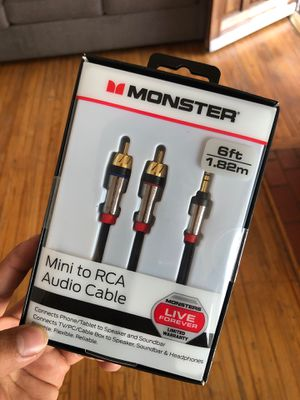 Monster RCA's for Sale in Los Angeles, CA