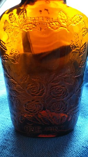 Antique Whiskey Bottle for Sale in Lubbock, TX