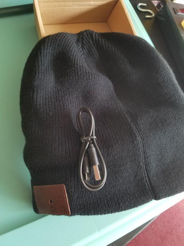 Bluetooth Beanie (black)