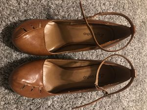 Brown Heels Size 6 for Sale in Houston, TX