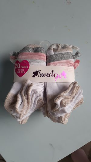 Girls socks for Sale in Glendale, AZ