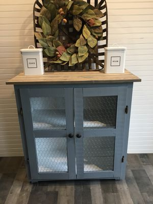 Armoire, pie safe, cabinet for Sale in Hilliard, OH