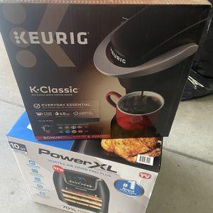 Brand new Keurig coffee maker hundred dollars firm for Sale in Fresno, CA