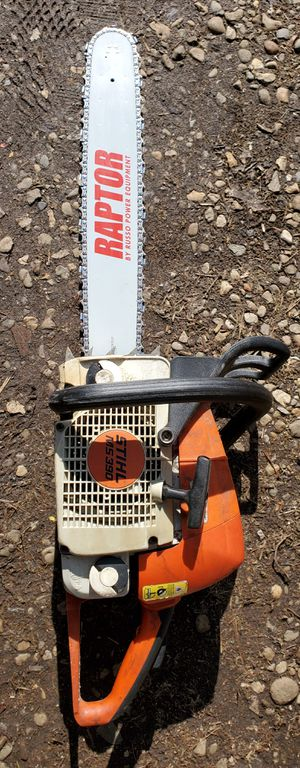 """stihl chainsaw 20"""" bar for Sale in Lancaster, OH"""