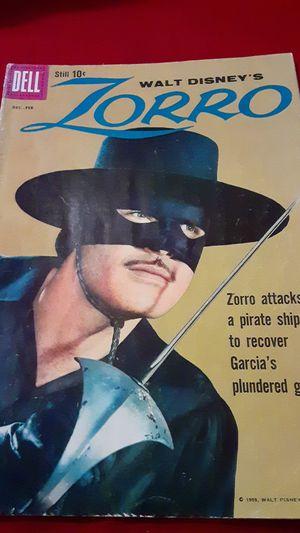Zorro magazine for Sale in Terre Haute, IN