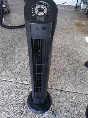 Rotating tower fan for Sale in El Cajon, CA