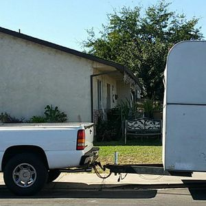 Truck N Trailer Combo $7k Firm Or Trade for Sale in Linden, CA
