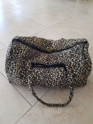 New large ( diaper bag size) leapard tote bag for Sale in West Palm Beach, FL