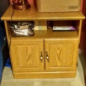 Wood Nightstand for Sale in Kirkland, WA