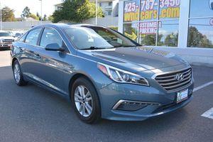 2015 Hyundai Sonata for Sale in Lynnwood, WA