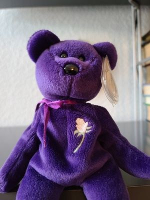 Princess Diana Beanie Baby 1997 for Sale in Friendswood, TX