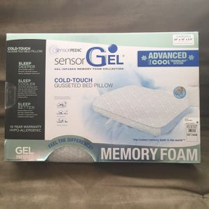 Memory Foam Pillow for Sale in Milford, CT