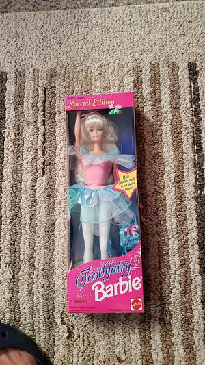 Vintage Tooth Fairy Barbie NRFB for Sale in Orland Park, IL