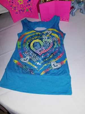 💙💚💛🧡 Girl blouse size 6 years 🧡💛💚💙 for Sale in Portland, OR