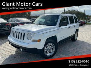 2014 Jeep Patriot for Sale in Tampa, FL