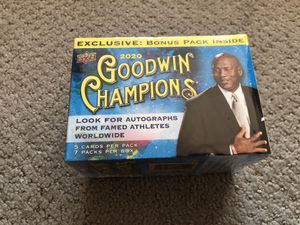 Goodwin Champions Upper Deck Michael Jordan for Sale in Herndon, VA