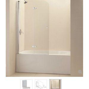 Shower Tub Glass Door - New for Sale in Oceanside, CA