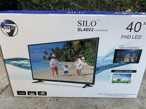 "Silo Ultra hd 4K 40"" tv for Sale in Hawthorne, CA"