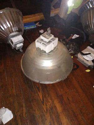 400 watt light fixture great for indoor garden for Sale in Columbus, OH