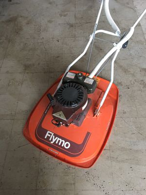 Flymo hovering lawn mower. Antique model for Sale in Ferndale, MI