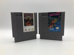 Nintendo NES | 2 Games Infiltrator and Rocket Ranger for Sale in Los Angeles, CA
